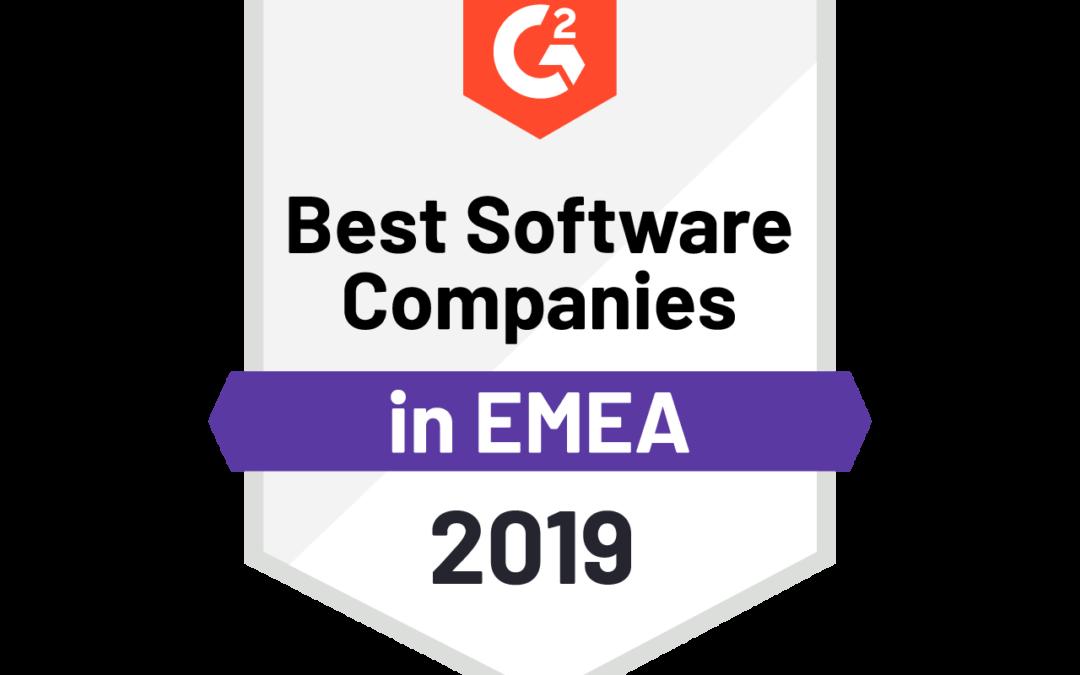 G2 svela le migliori aziende di software in EMEA: TitanHQ guadagna punti sulla lista