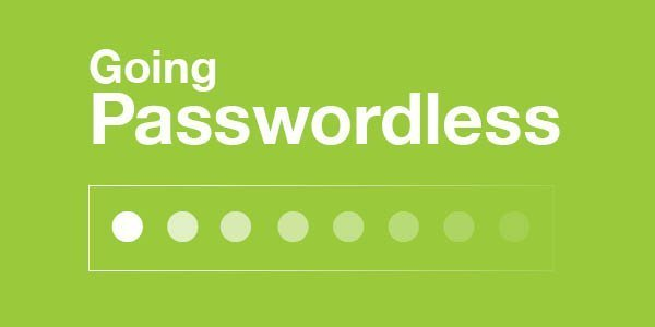 Il viaggio delle aziende verso il passwordless