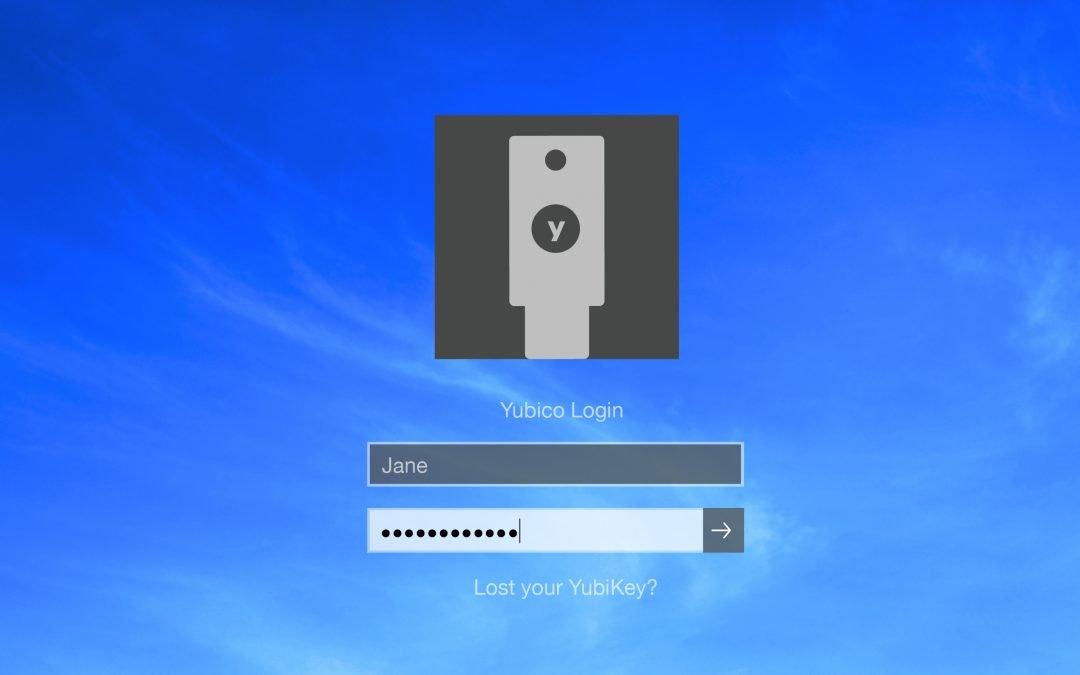 Come accedere in modo sicuro ad account locali Windows10 con YubiKey