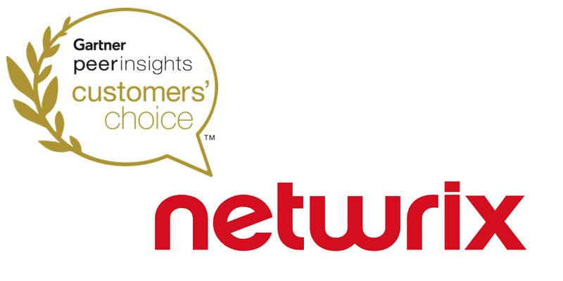 Netwrix riconosciuta come Customers' Choice di Gartner Peer Insights 2020 per il mercato dell'analisi dei file