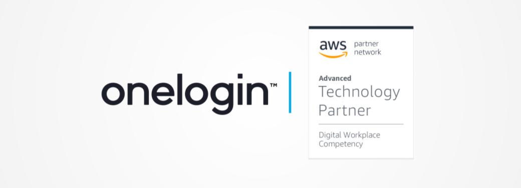 OneLogin ottiene l'AWS Digital Workplace Competency